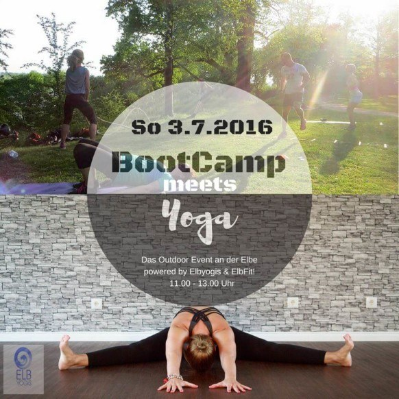 Bootcamp meets Yoga