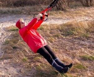 Personal Trainer Hamburg TRX Schlingentrainer